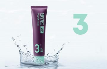 Зубная паста для подростков Denti Guard Lab Step 3 Youth с отбеливающим эффектом