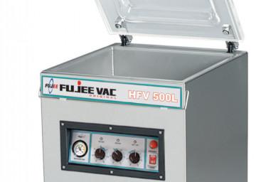 Вакуумная машина для упаковки продуктов HFV-500L от  Ханкук Фьюджи (Hankook Fujee Industries)