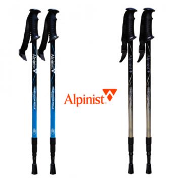 Выдвижные палки для трекинга от Alpinist