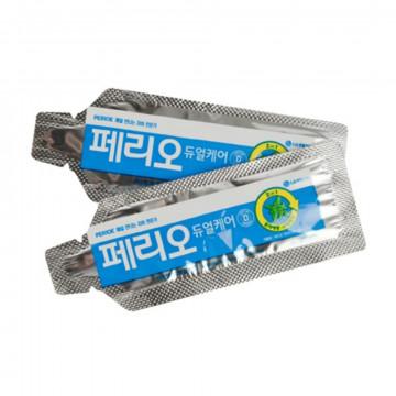 Зубная паста Perioe Dual Care от LG Household and Healthcare в паучах по 4 гр.